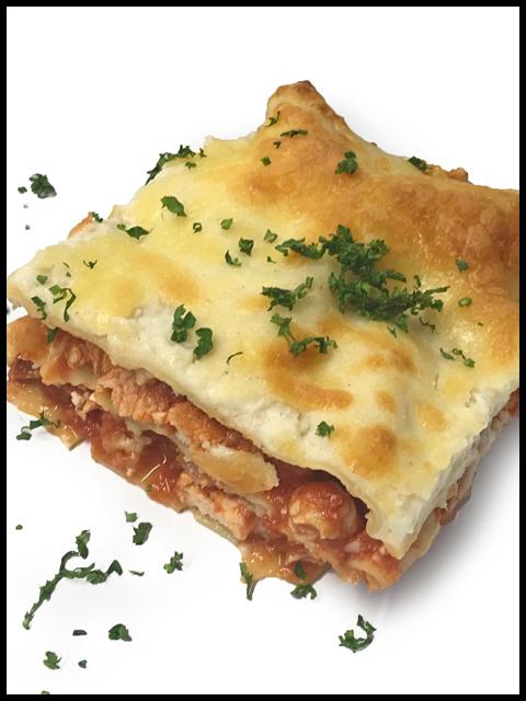 Chicken Chorizo Lasagne