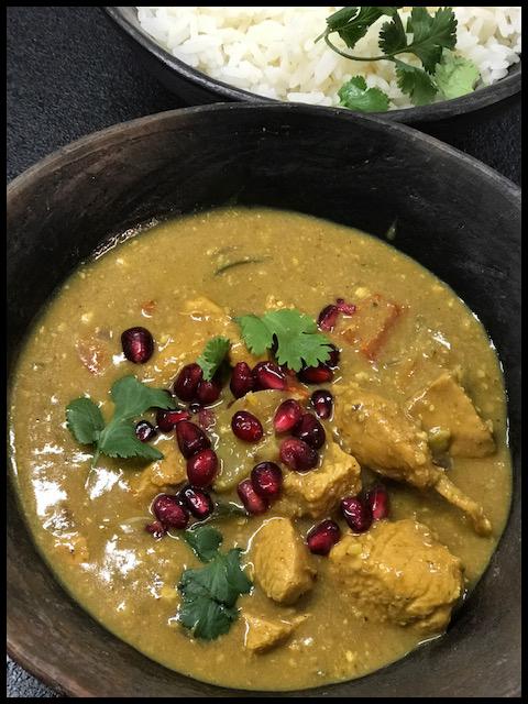 Persian Chicken Casserole