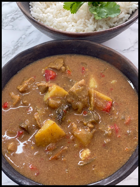 Tunisian Slow Cooked Lamb Stew